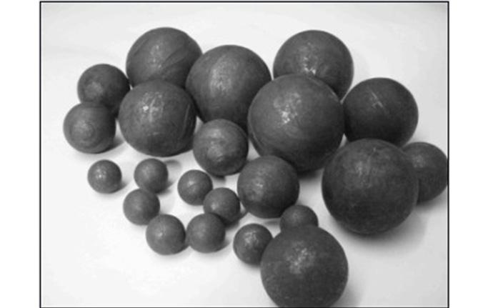 球磨机配件(钢球)